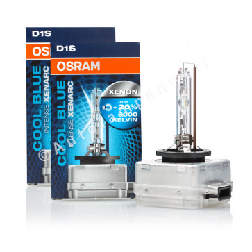 Osram Xenarc Cool Blue Intense D1S Xenon